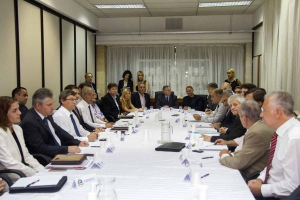 Santa Cruz participó de una nueva reunión del Consejo Federal Minero