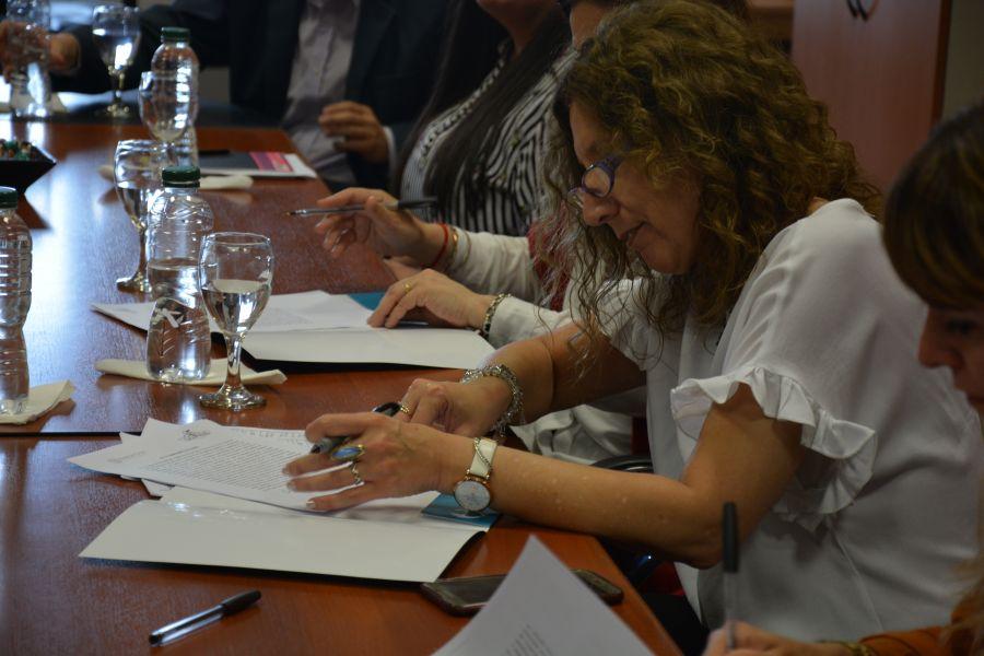 Destacaron el acuerdo solidario para otorgar descuentos a los jubilados