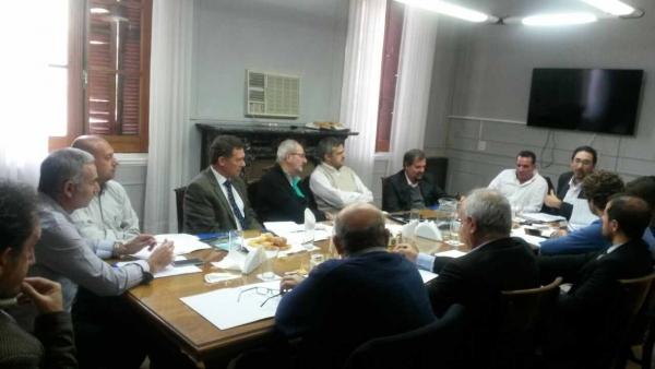 Santa Cruz participó del Consejo Portuario Argentino
