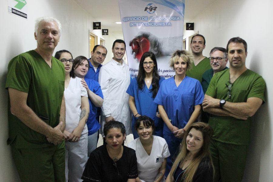 Más de 120 personas atendidas en la campaña de detección de aneurisma de aorta abdominal