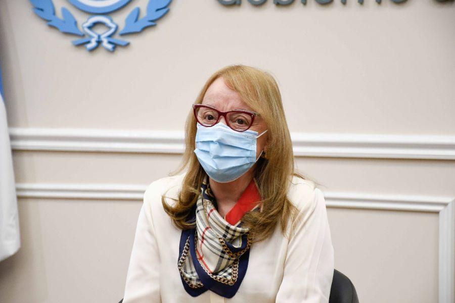 Alicia participó del 10° aniversario del Instituto de Salud Colectiva de la Universidad de Lanús