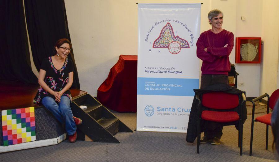La Educación Intercultural Bilingüe se presenta en la Feria Provincial del Libro