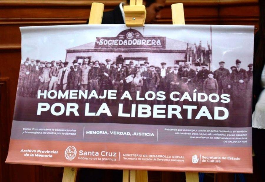 """La muestra """"Homenaje a los Caídos por la Libertad"""" en Buenos Aires"""