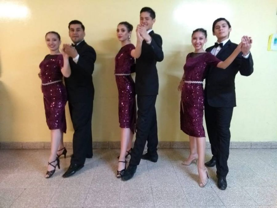 La Escuela Provincial de Danzas en la Casa de Gobierno
