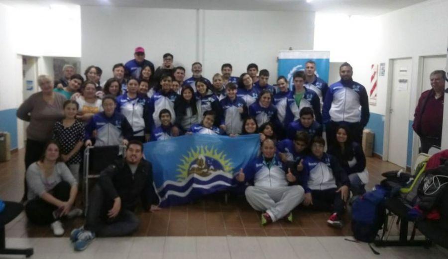 Santa Cruz rumbo a los Para-Epade 2018