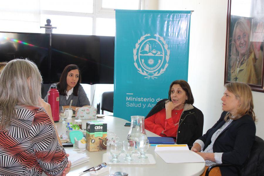 La cartera sanitaria y PAE planifican acciones para fortalecer la salud materno infantil