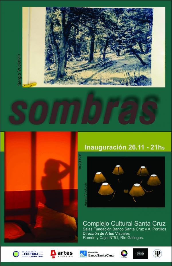 """Mañana inaugurará la muestra """"Sombras"""" en el Complejo Cultural"""