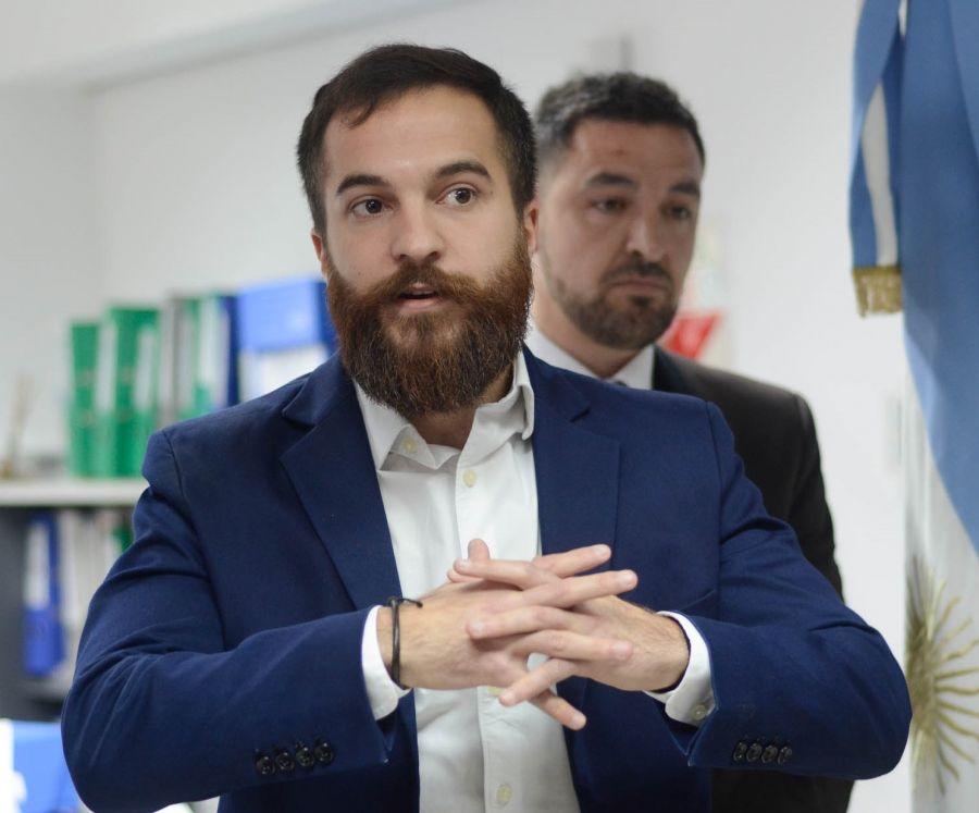 """Cirnigliaro: """"Se necesita del trabajo articulado para la solución de los problemas de la localidad santacruceña"""""""