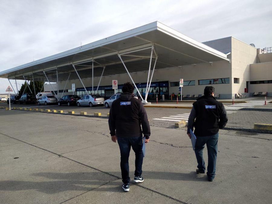 Realizaron verificaciones en el Aeropuerto de Río Gallegos