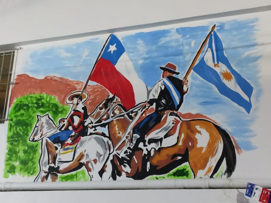 El Gobierno de Santa Cruz presente en los festejos por la Independencia chilena