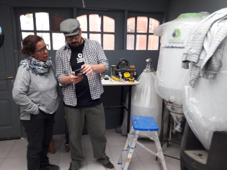 Desarrollo Social acompaña a emprendedores de la Cuenca