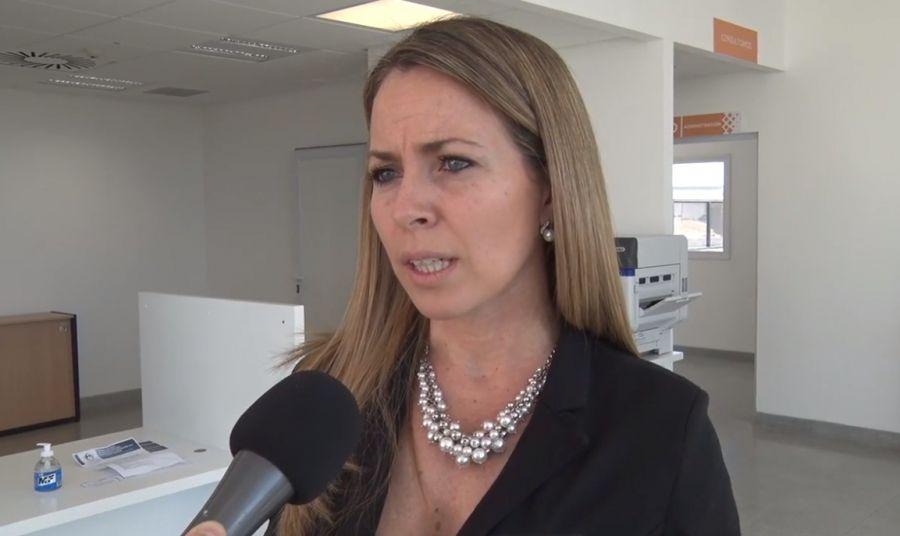 María Laura Bergamín valoró la realización de las Jornadas de Medicina Nuclear y Radioterapia