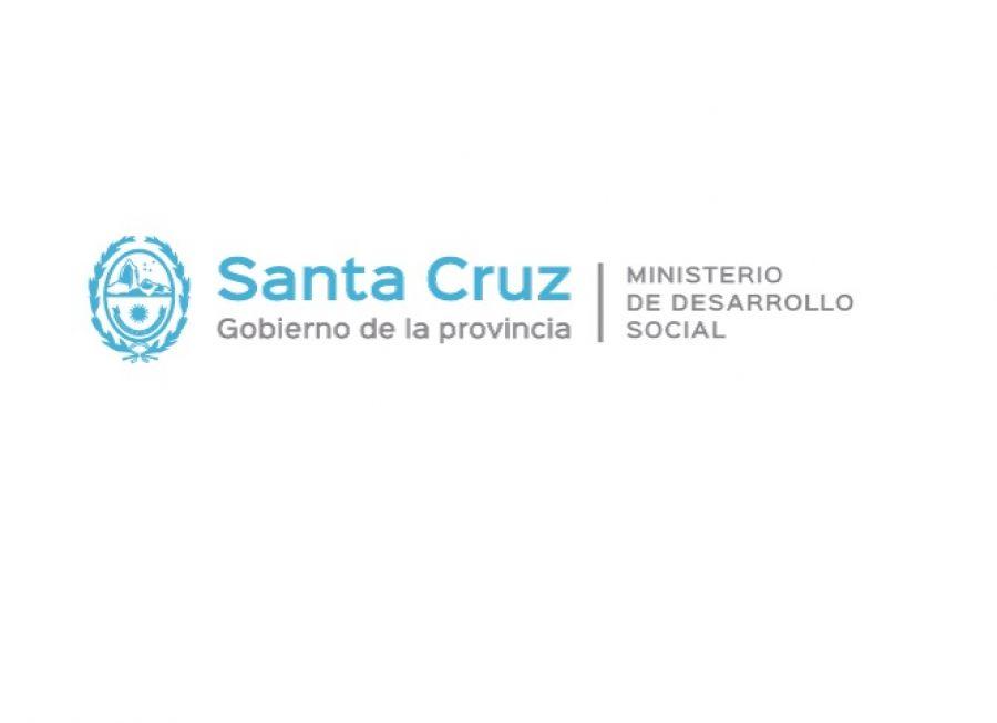 Asistencia del equipo de emergencias del Ministerio de Desarrollo Social