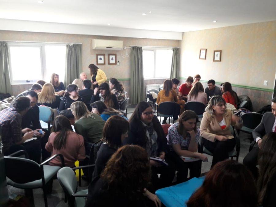 Jornada de buenas prácticas en Salud Mental en Las Heras
