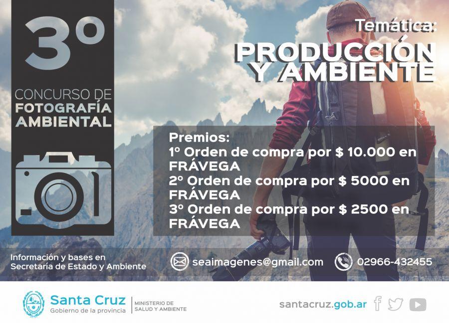 """Concurso Fotográfico Ambiental """"La Producción y el Ambiente"""""""