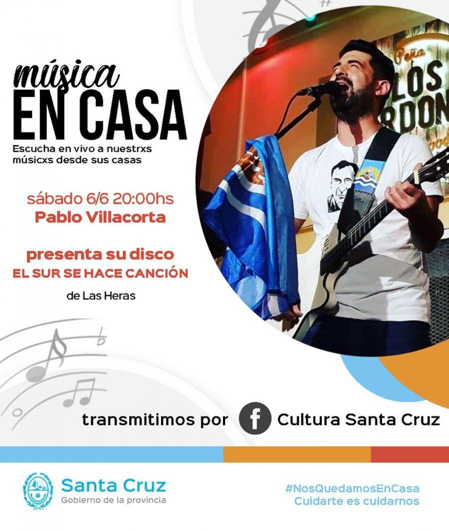 #QuedateEnCasa: este sábado y domingo transmitirán recitales
