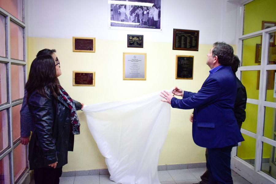 La EPJA 12 homenajeó a su ex alumno Daniel Toninetti, desaparecido por la dictadura militar